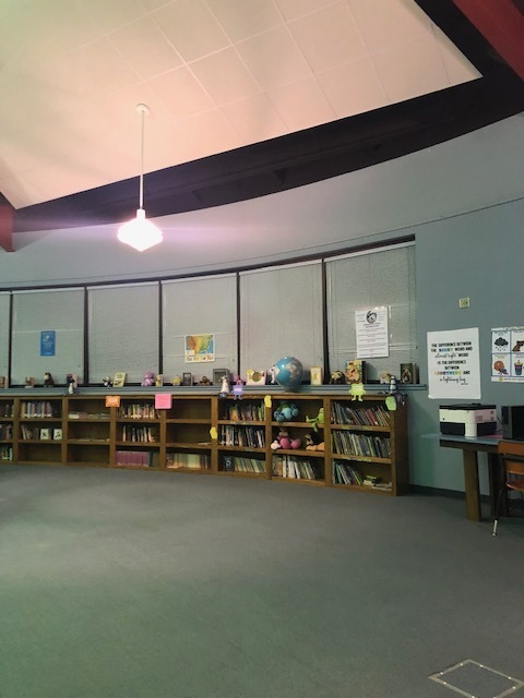 Burkeville ISD Opens Community Library and Media Center